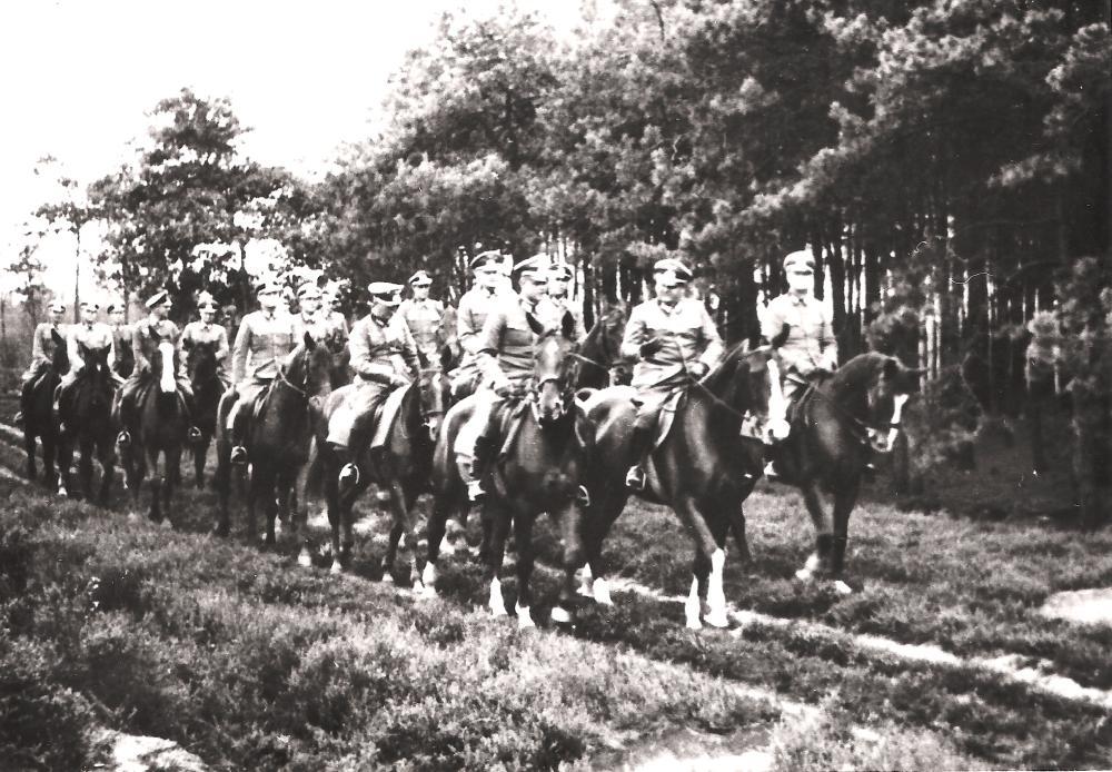 kavallerie im zweiten weltkrieg